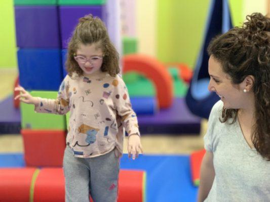 fisioterapia acuatica infantil